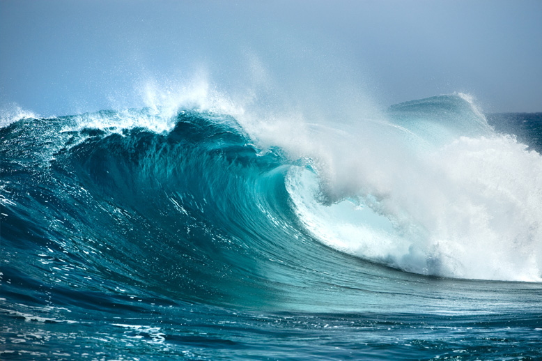 ocean-wave-in-page