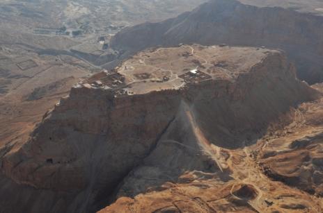 Masada ramp