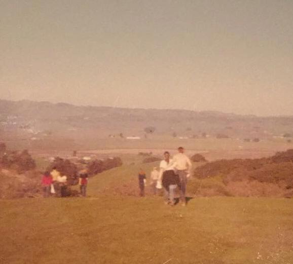 sunny day hike team