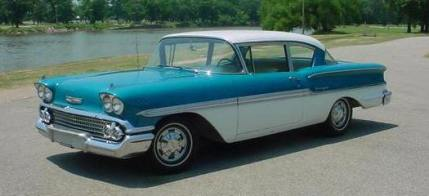 58 Chevy Biscayne