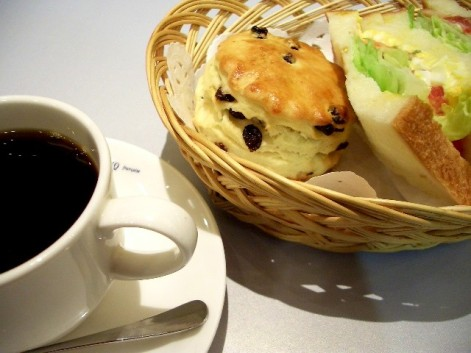 Scone_and_Cafe