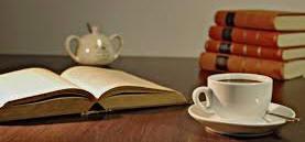 coffee w books