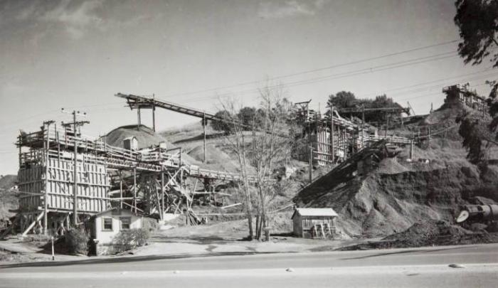 hienz quarry 1954