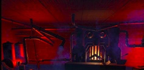 angry furnace