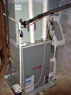 gas home heater