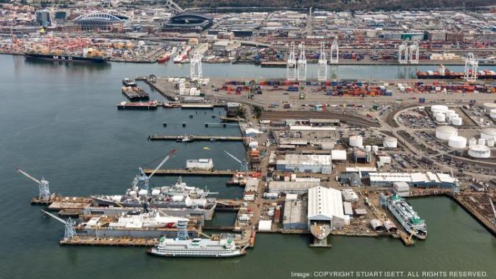 seattle shipyard