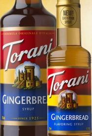 Torani Ginger Brd