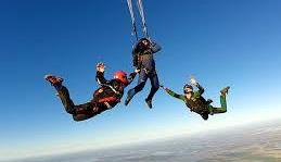 AFF skydiving 2
