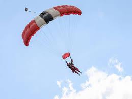 AFF skydiving 3
