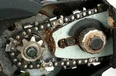chainsaw sprocket