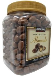 costco almonds