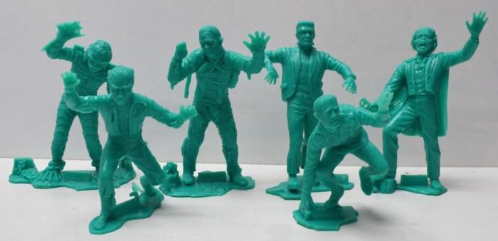 plastic monsters