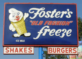 fosters freeze sign