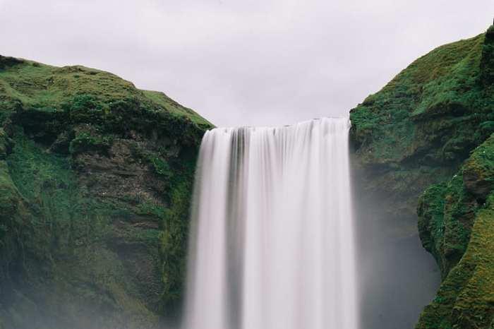 waterfall-cliff