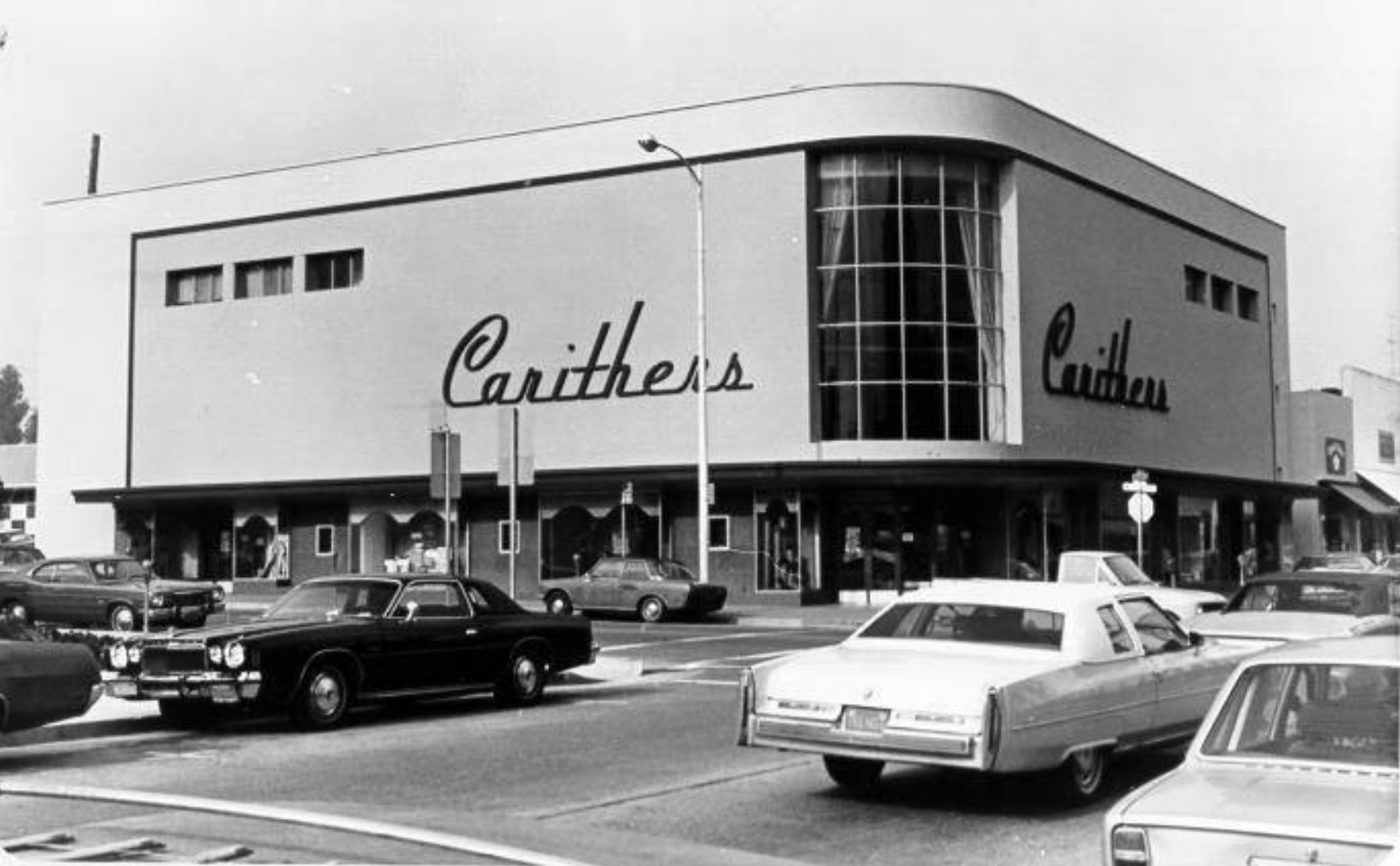 Carithers circa 1960
