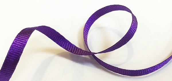 lavendar ribbon