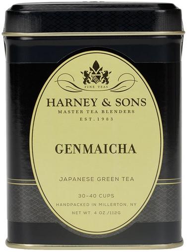 tea genmaicha