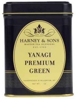 tea yanagi green
